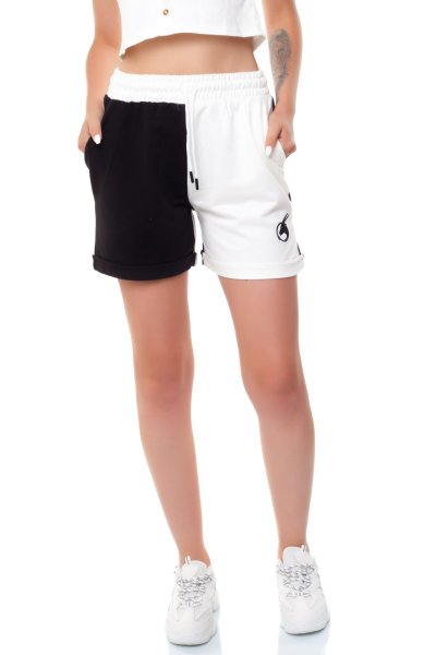Bongual ® Shorts womens Hotpants cotton