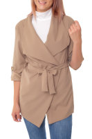 Cardigan waterfall jacket women